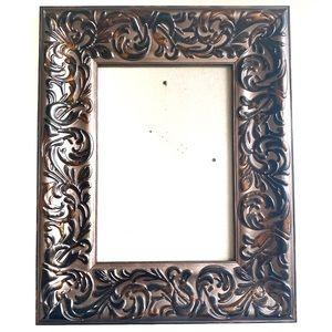 3/$8🎉 NEW Dark Brown 5x6 picture frame